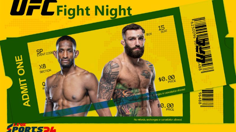 UFC Chiesa vs Magny Tickets online