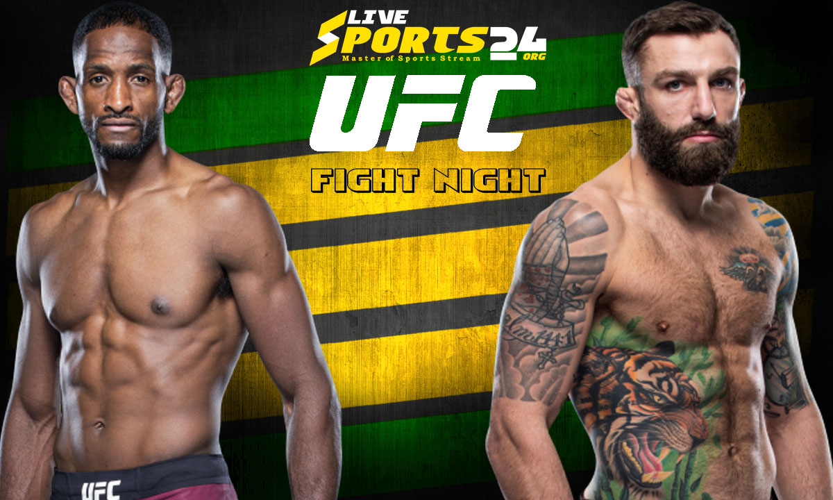 Chiesa vs Magny Fight: What we to know about UFC Fight Night Fight Card