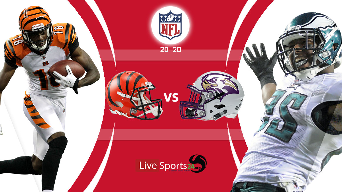 Bengals vs Eagles Live: How to watch Cincinnati vs Philadelphia live Prediction & odds