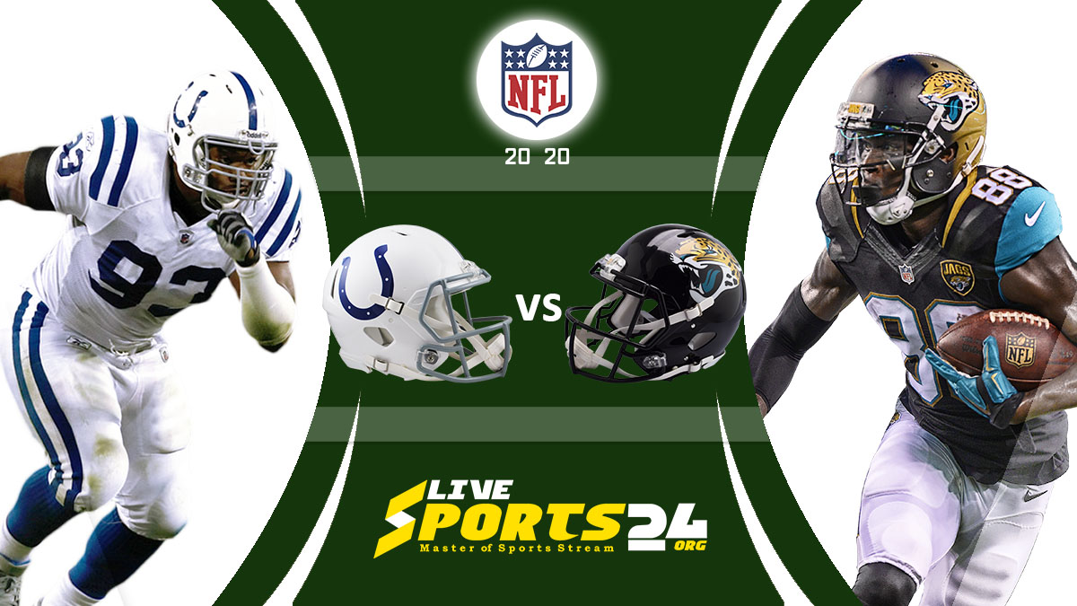 Colts vs Jaguars Live: How to watch Indianapolis vs Jacksonville live Prediction & odds