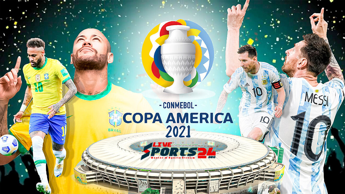 Copa America 2021 live stream, TV channel, how to watch online Free, news, odds