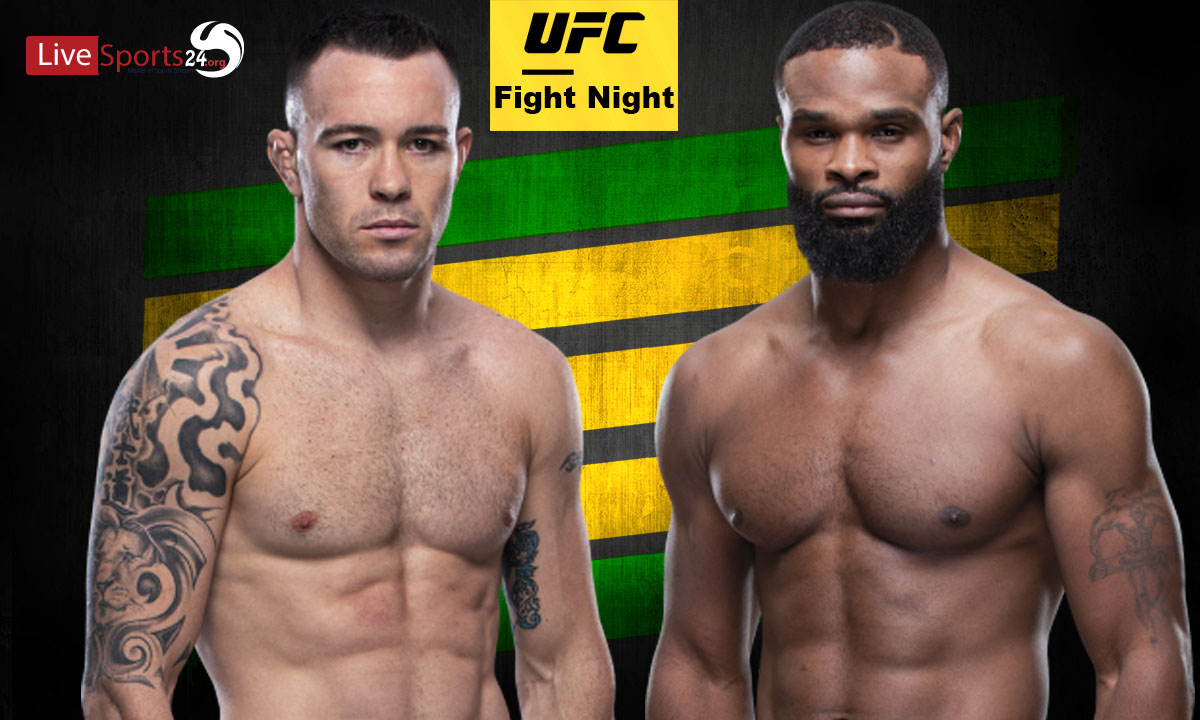 Covington vs Woodley Fight: What we to know about UFC Covington vs Woodley Fight Card