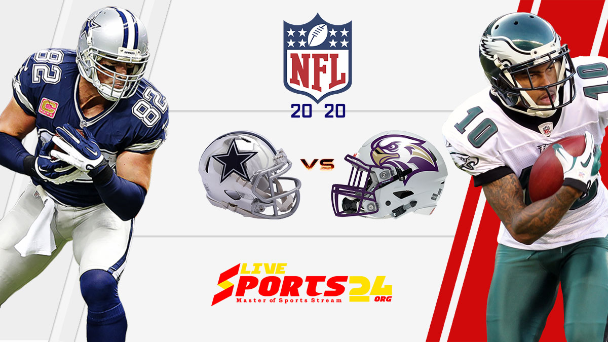 NFL 2019 Dallas Cowboys vs Philadelphia Eagles