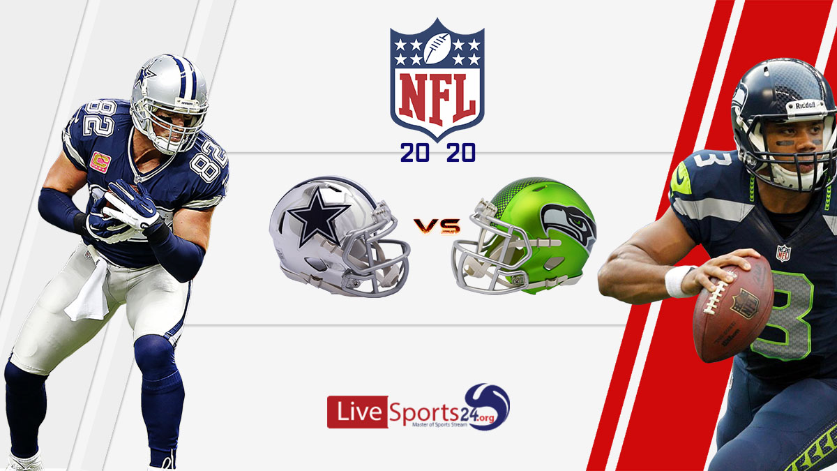 Cowboys vs Seahawks live