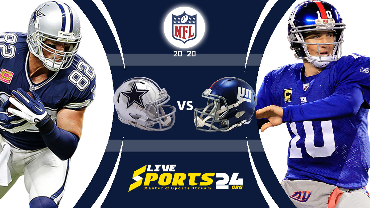 Cowboys vs Giants Live: How to watch Dallas vs New York live Prediction & odds