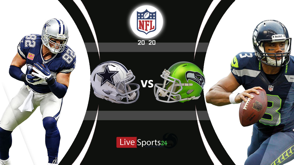 Cowboys vs Seahawks Live: How to watch Dallas vs Seattle live Prediction & odds