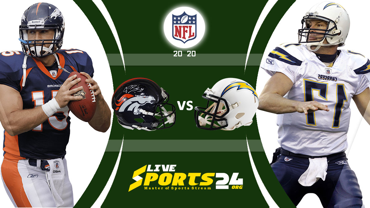 Broncos vs Chargers Live: How to watch Denver vs Los Angeles live Prediction & odds