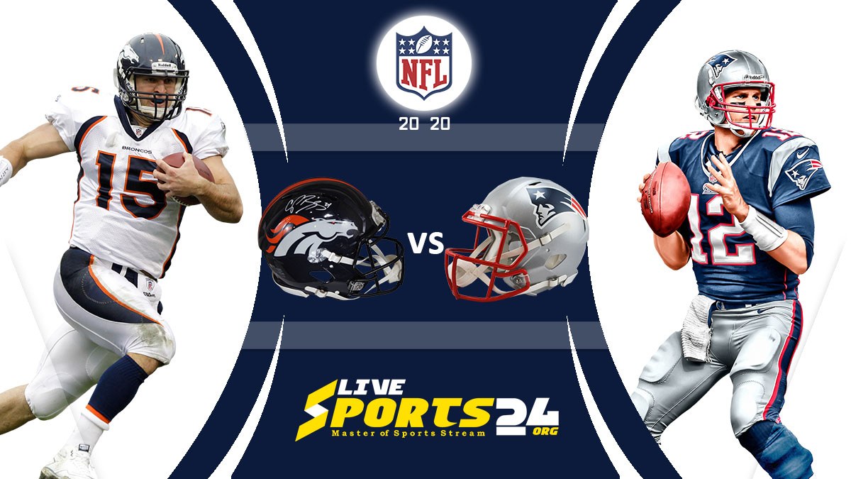 Broncos vs Patriots Live: How to watch Denver vs New England live Prediction & odds