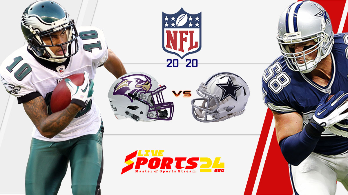 Eagles vs Cowboys live