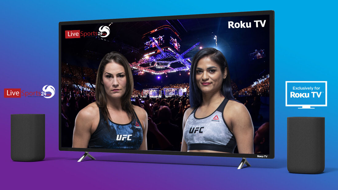How to Watch UFC Fight Night on Roku For Free