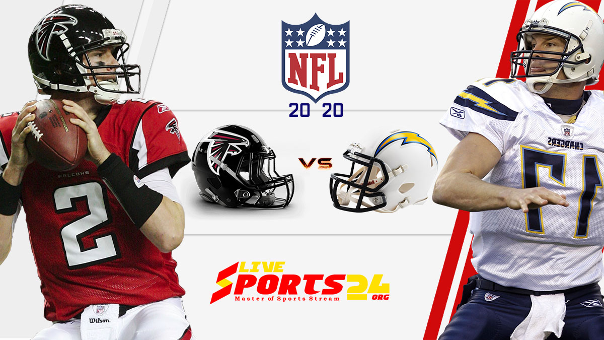 Falcons vs Chargers live
