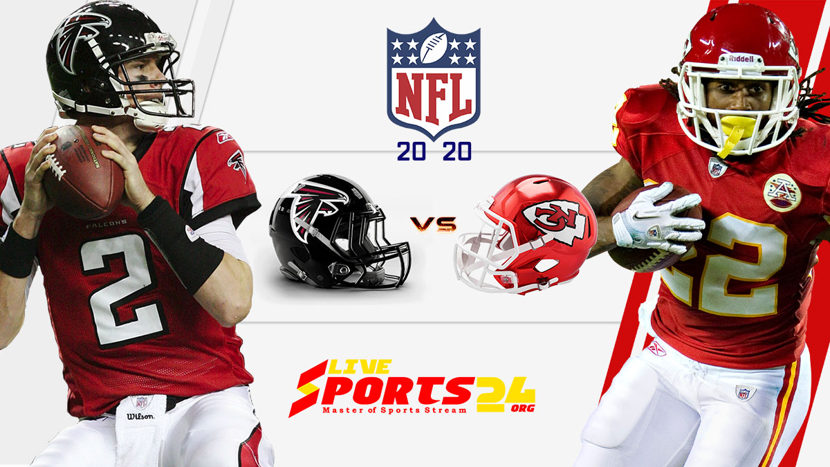 Falcons vs Chiefs live