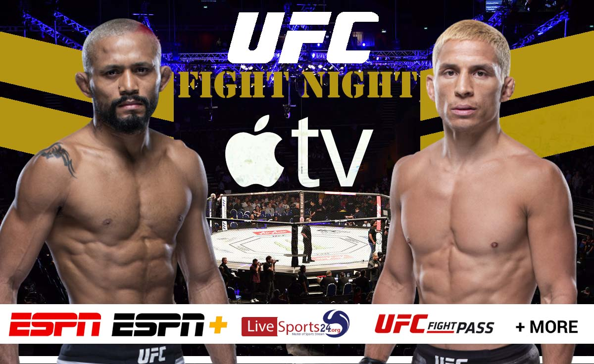 Figueiredo vs Benavidez | How to Watch UFC Figueiredo vs Benavidez on Apple TV For Free
