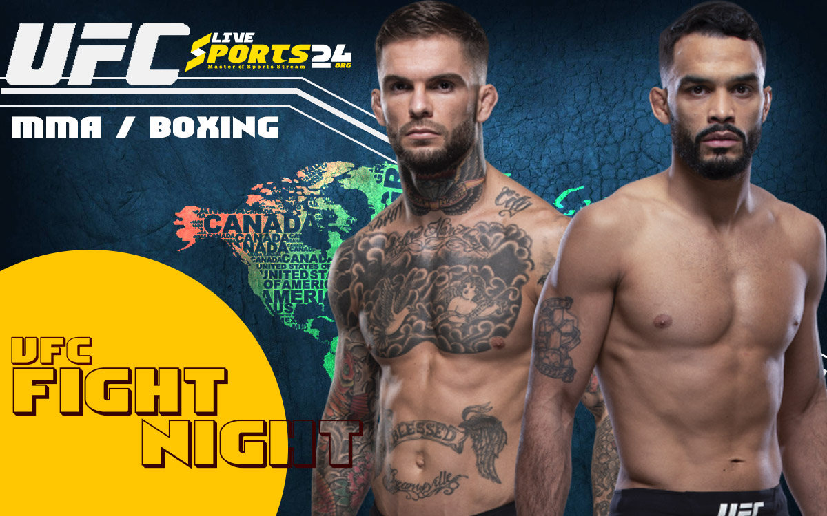 Font vs Garbrandt Fight: What we to know about UFC Fight Night Fight Card