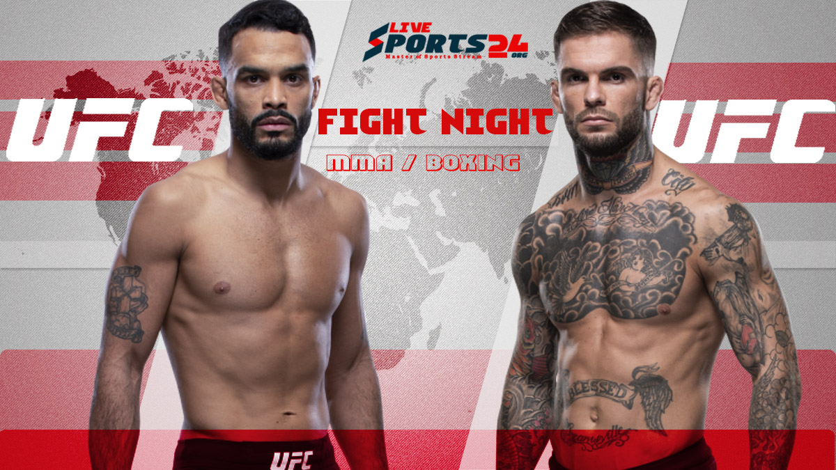 Watch UFC Fight Night 188 Live Font vs Garbrandt in More Affordable Way