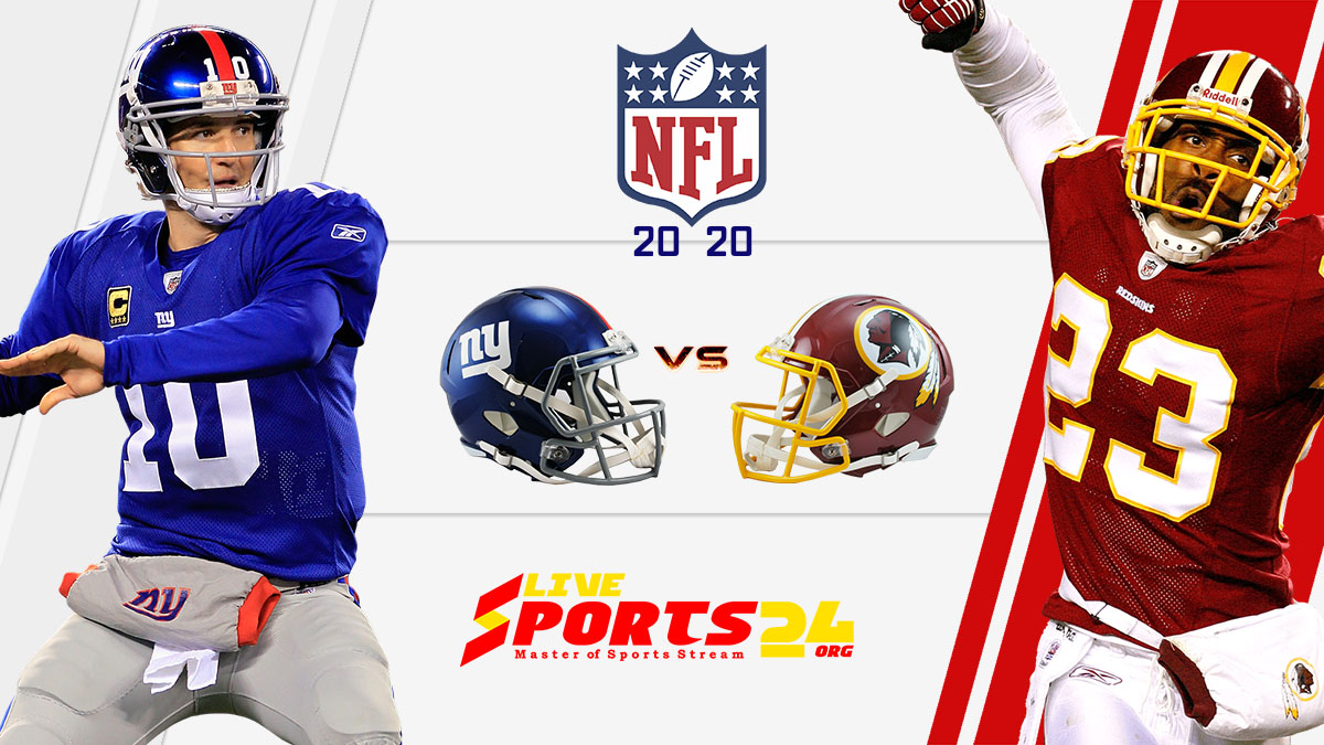 Giants vs Washington live