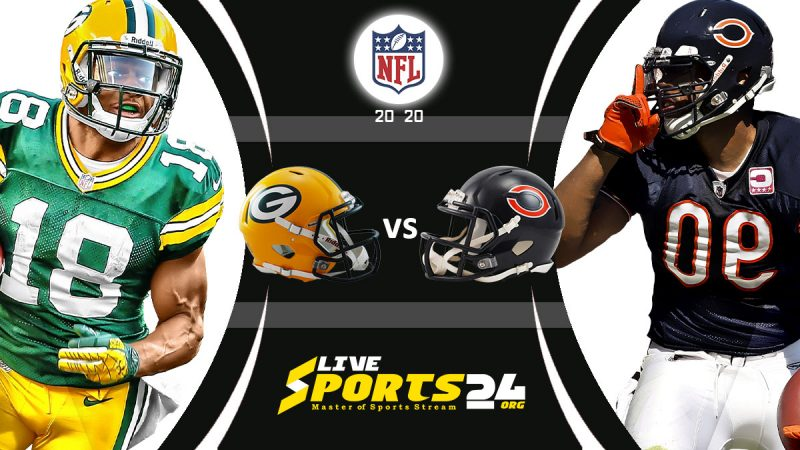 Packers vs Bears live