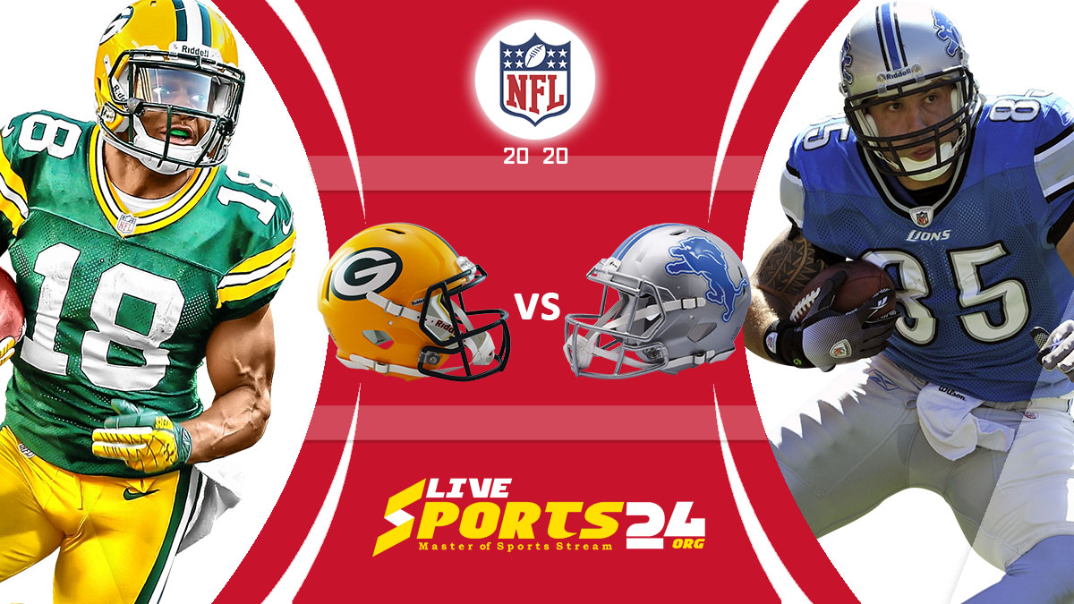 Packers vs Lions Live: How to watch Green Bay vs Detroit live Prediction & odds