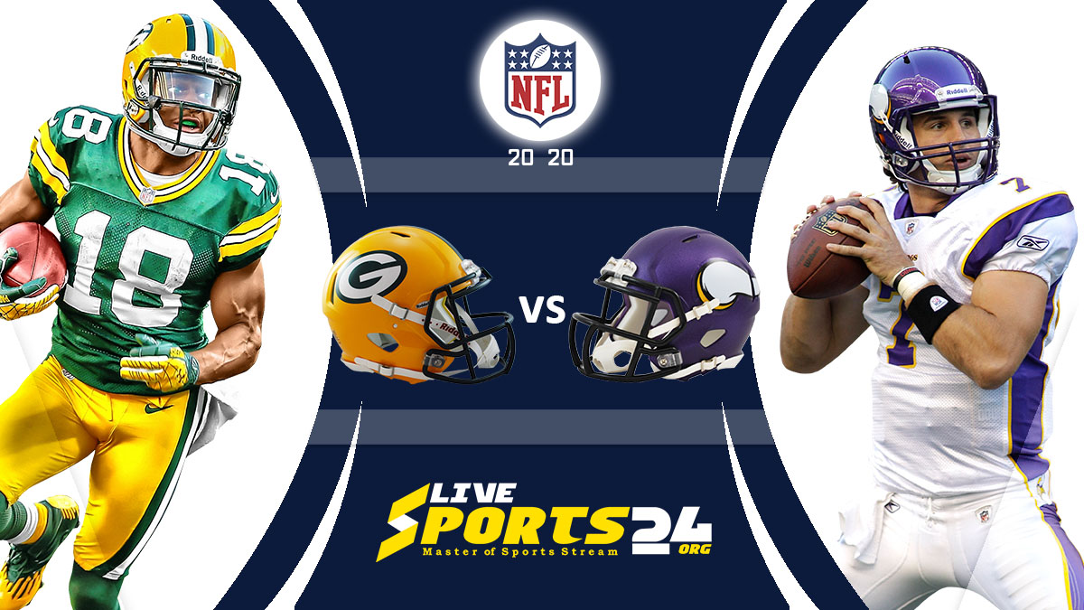 Packers vs Vikings Live: How to watch Green Bay vs Minnesota live Prediction & odds