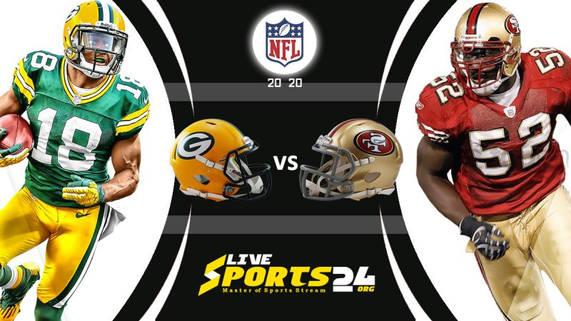 Packers vs 49ers live