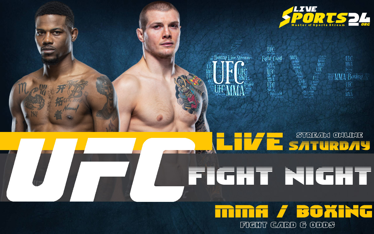 Holland vs Vettori | How to Watch UFC Holland vs Vettori on Apple TV For Free