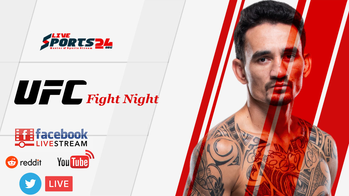 How Can UFC Holloway vs Kattar Live Stream Reddit, Facebook, Twitter, YouTube