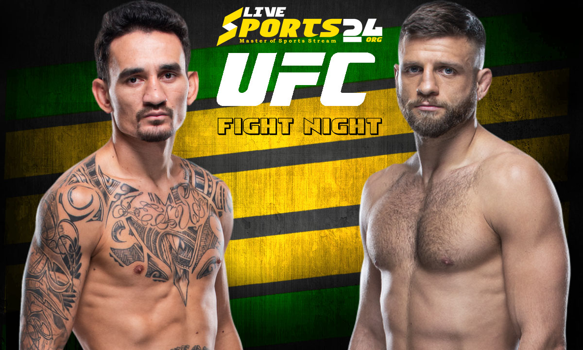 UFC Holloway vs Kattar Live | How to Watch Holloway vs Kattar Online without Cable?