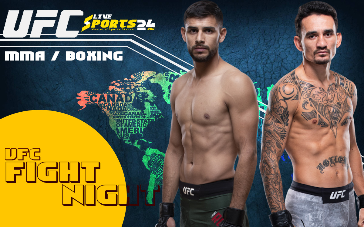 UFC Fight Night Live | How to Stream Holloway vs Rodriguez Live without Cable for FREE?