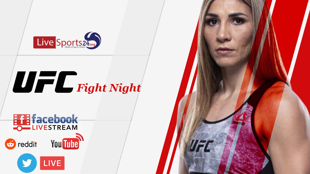 UFC Holm vs Aldana Live | How to Watch Holm vs Aldana Online without Cable?
