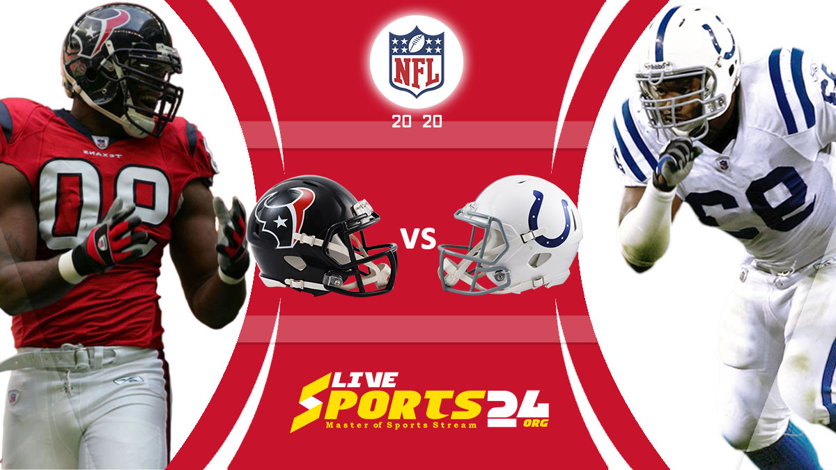 Colts vs Texans Live: How to watch Indianapolis vs Houston live Prediction & odds