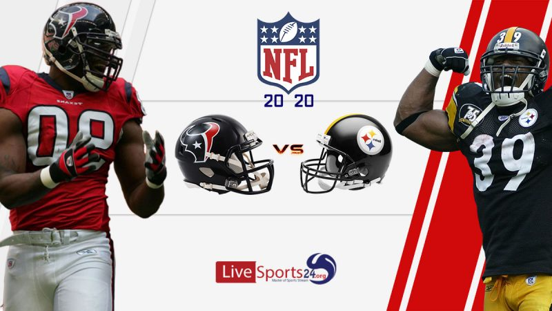Texans vs Steelers live