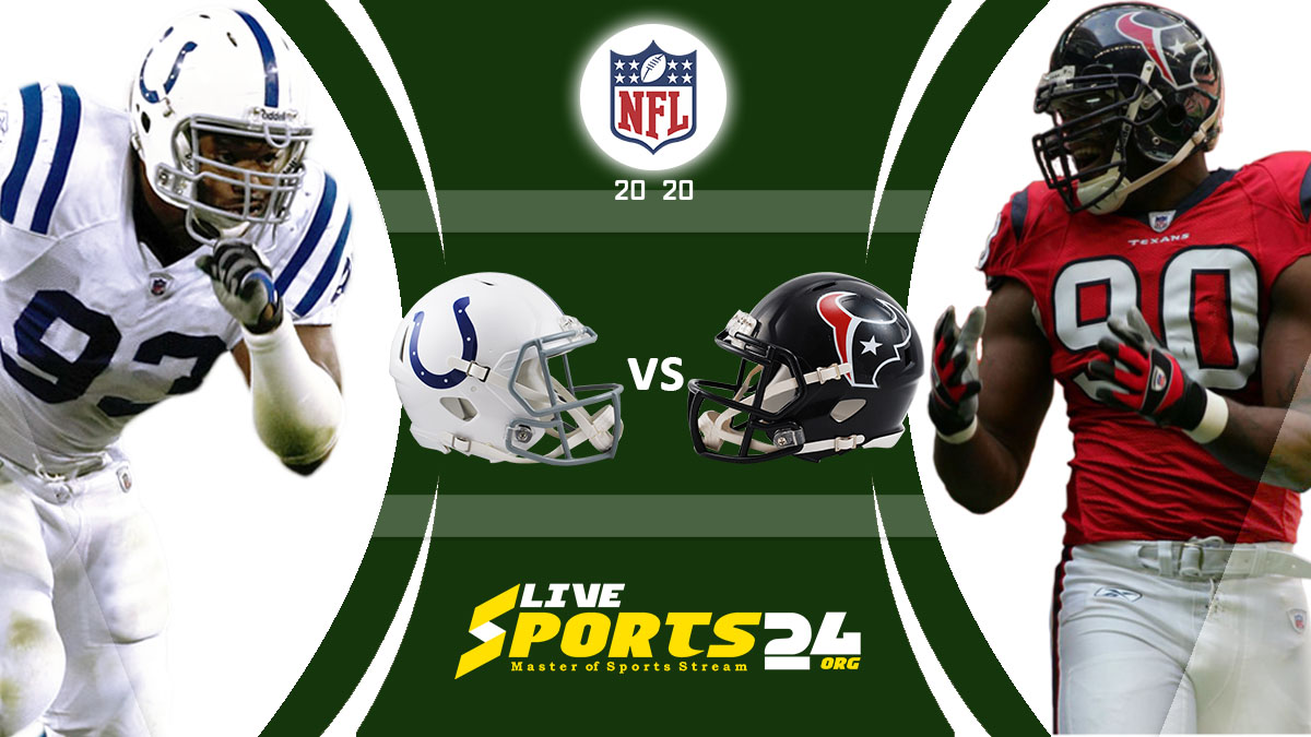 Texans vs Colts Live: How to watch Houston vs Indianapolis live Prediction & odds