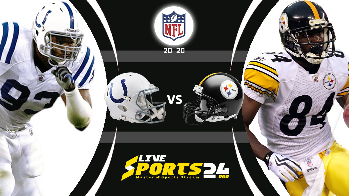 Colts vs Steelers Live: How to watch Indianapolis vs Pittsburgh live Prediction & odds