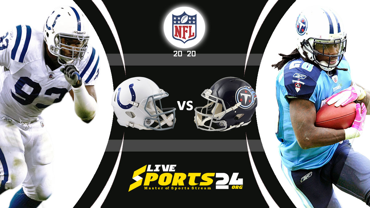Colts vs Titans Live: How to watch Indianapolis vs Tennessee live Prediction & odds