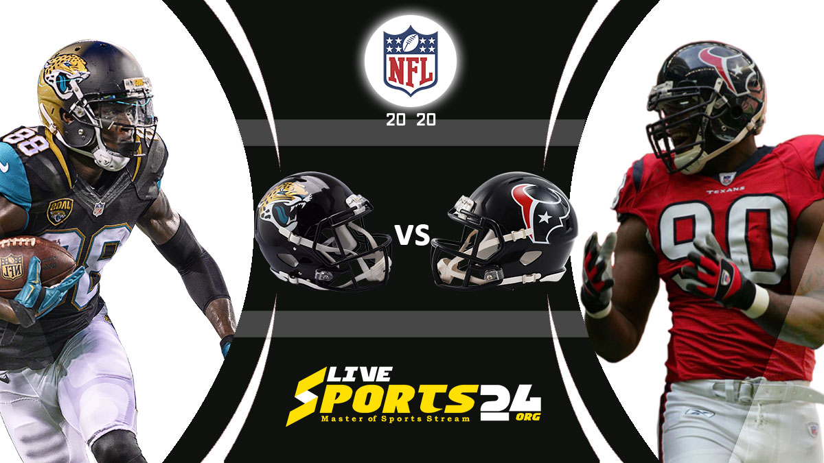 Jaguars vs Texans Live: How to watch Jacksonville vs Houston live Prediction & odds