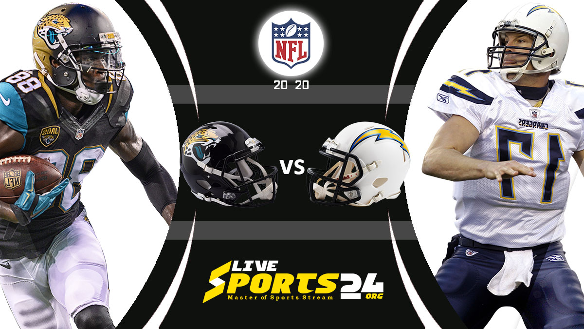 Jaguars vs Chargers Live: How to watch Jacksonville vs Los Angeles live Prediction & odds