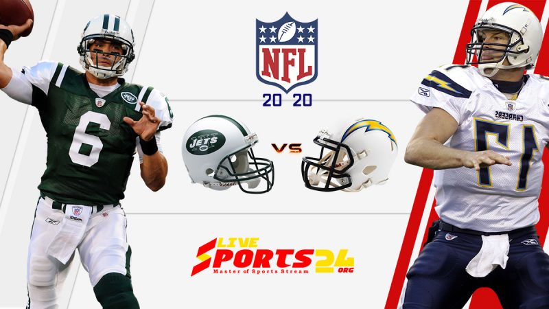 Jets vs Chargers live