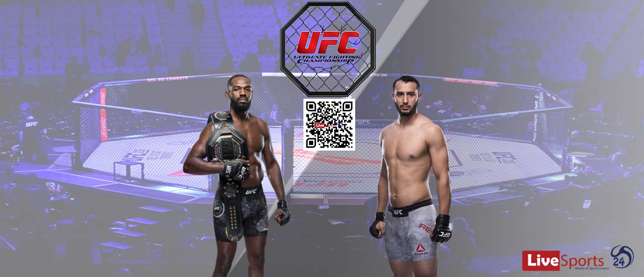 Jon Jones vs Dominick Reyes Live Stream