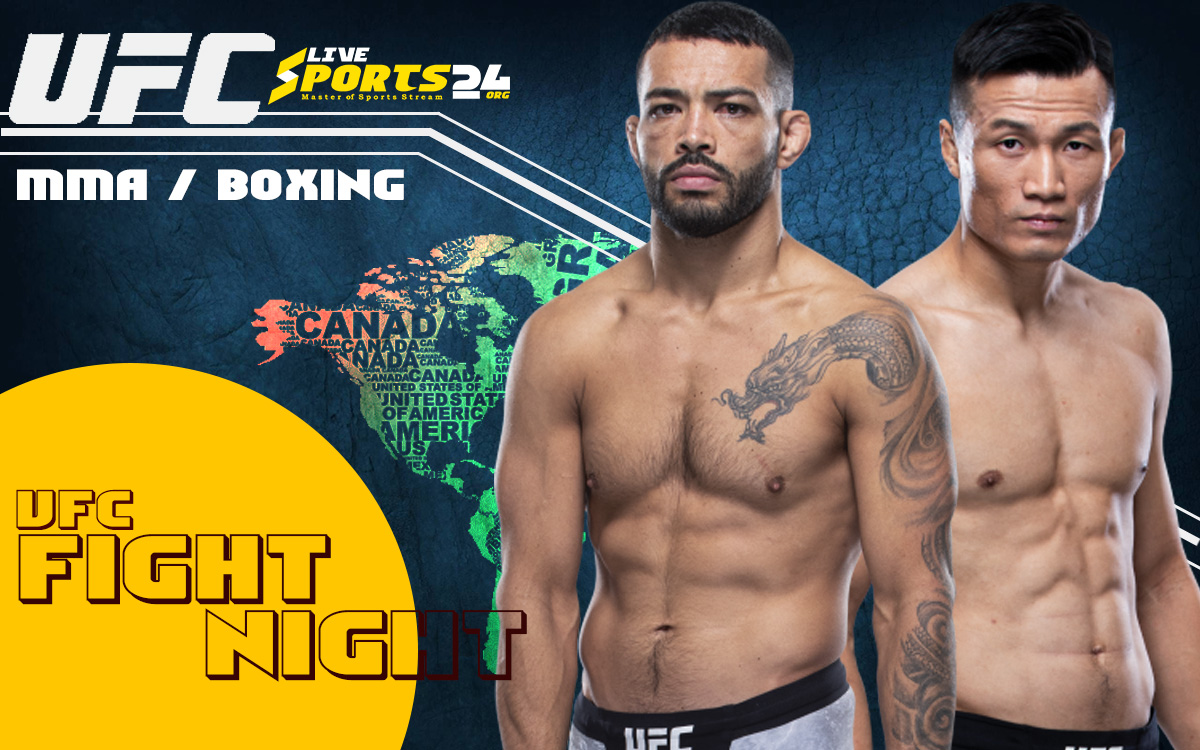 UFC Fight Night Live | How to Stream Jung vs Ige Live without Cable for FREE 2021?