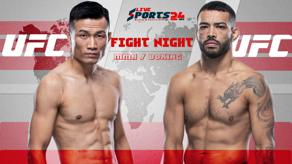 UFC Jung vs Ige Tickets: How to buy UFC Fight Night Tickets Cheap