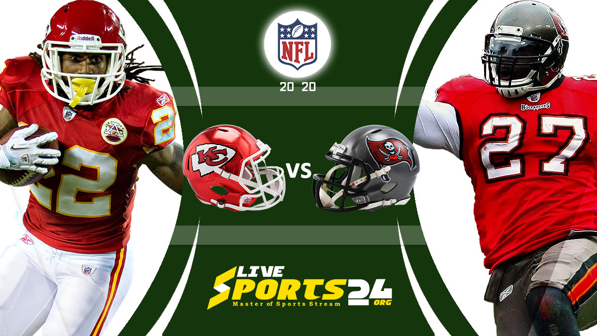 Chiefs vs Buccaneers Live: How to watch Kansas City vs Tampa Bay live Prediction & odds