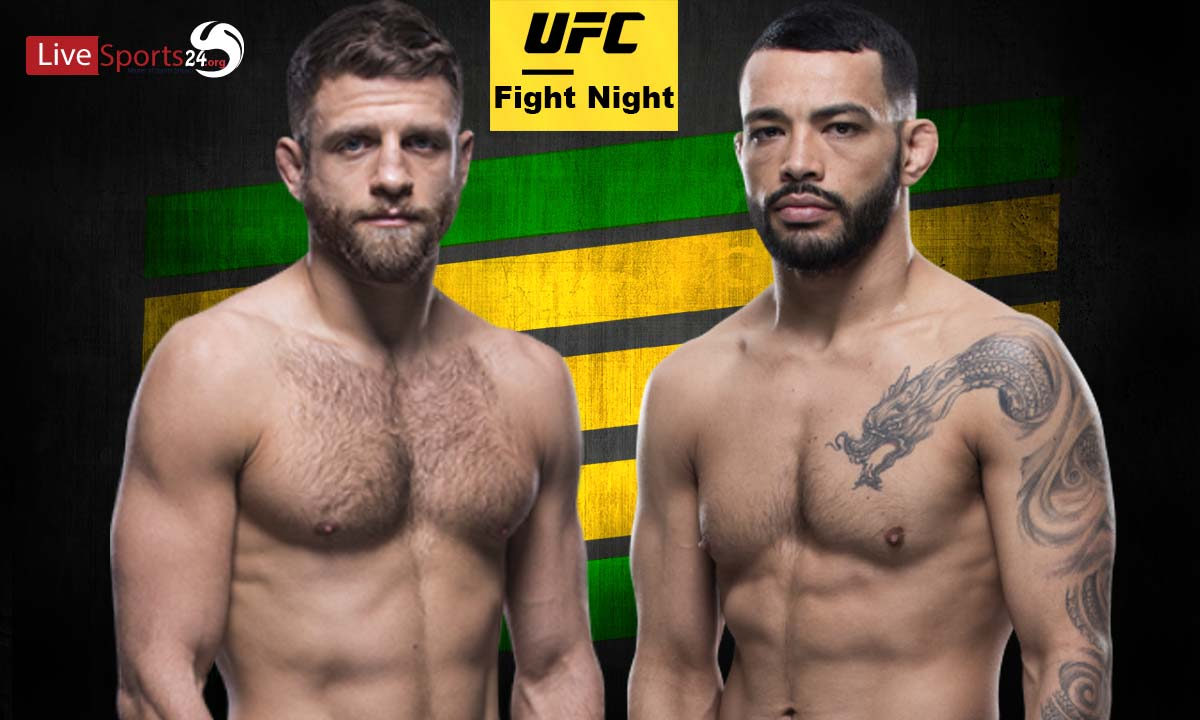 How to Watch UFC Kattar vs Ige Live
