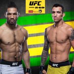Lee vs Oliveira Live Stream