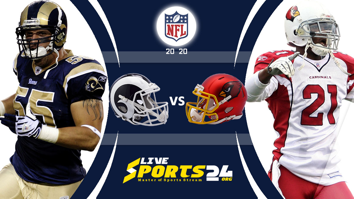 Cardinals vs Rams Live: How to watch Arizona vs Los Angeles live Prediction & odds