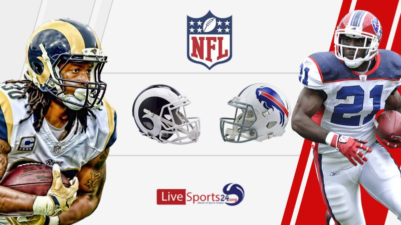 Rams vs Bills live