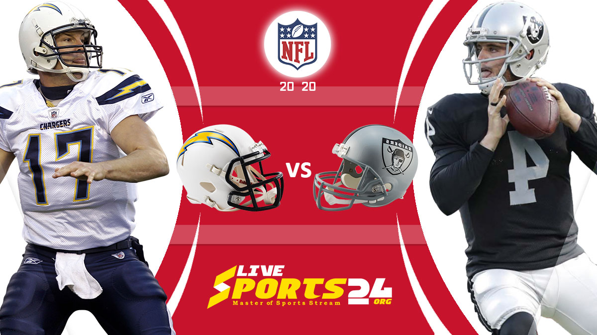 Chargers vs Raiders Live: How to watch Los Angeles vs Las Vegas live Prediction & odds
