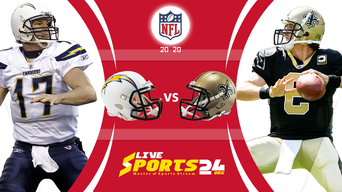 Chargers vs Saints Live: How to watch Los Angeles vs New Orleans live Prediction & odds