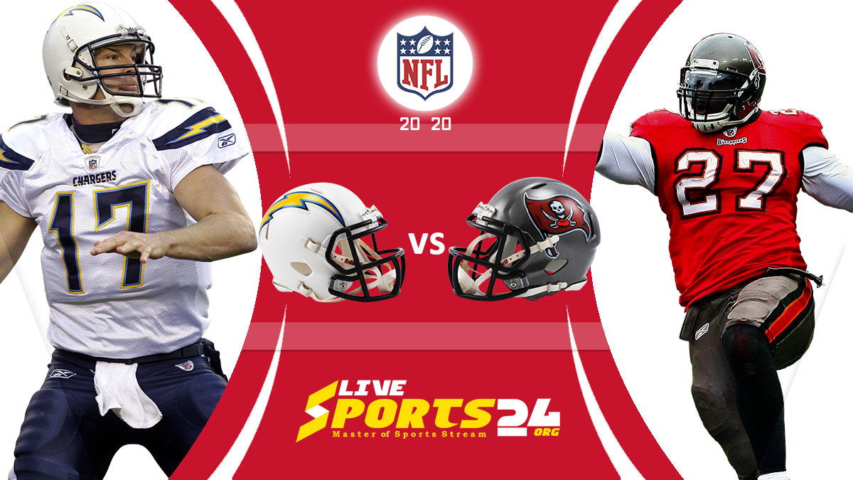 Chargers vs Buccaneers Live: How to watch Los Angeles vs Tampa Bay live Prediction & odds