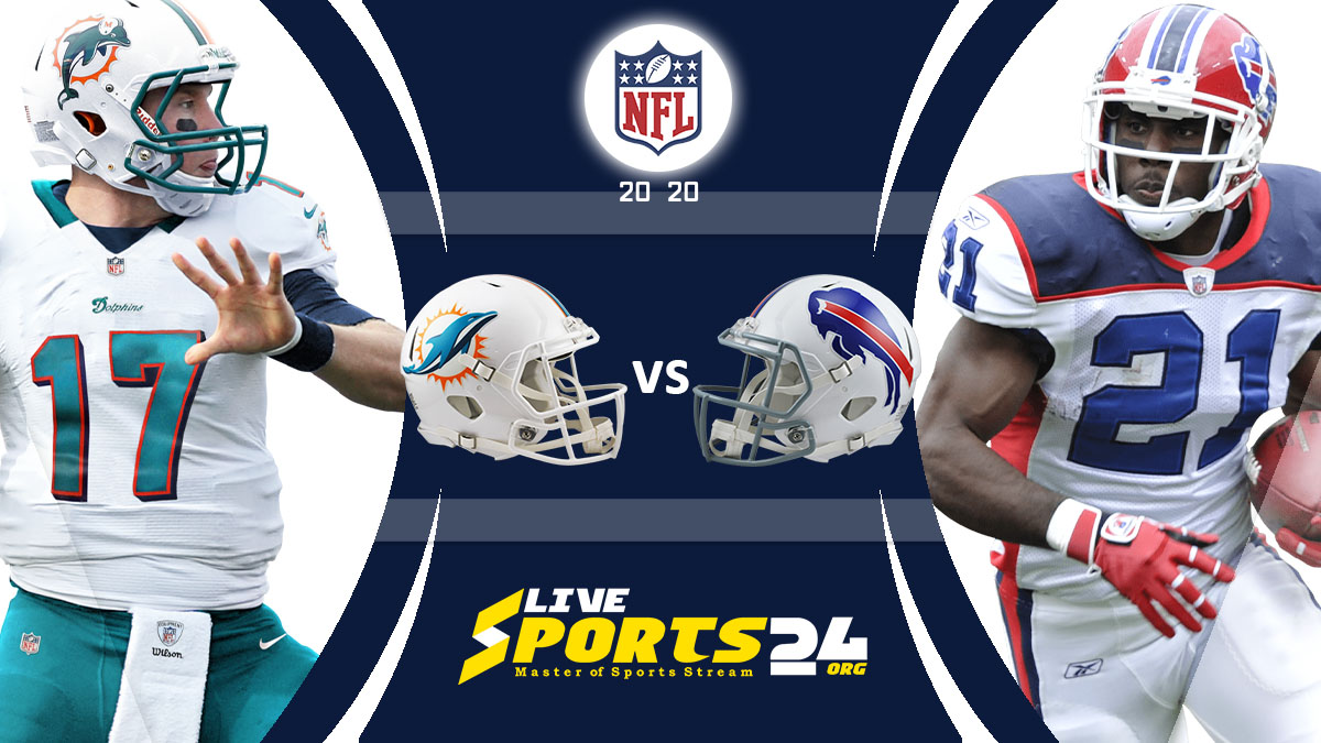 Dolphins vs Bills Live: How to watch Miami vs Buffalo live Prediction & odds