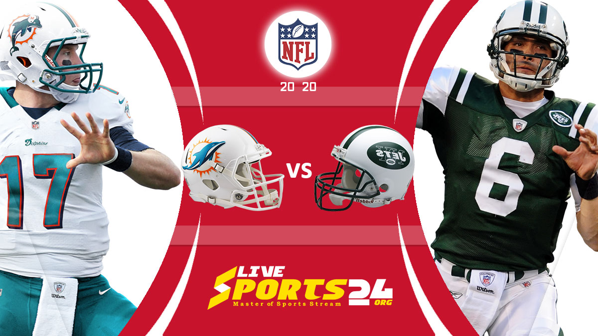 Dolphins vs Jets Live: How to watch Miami vs New York live Prediction & odds